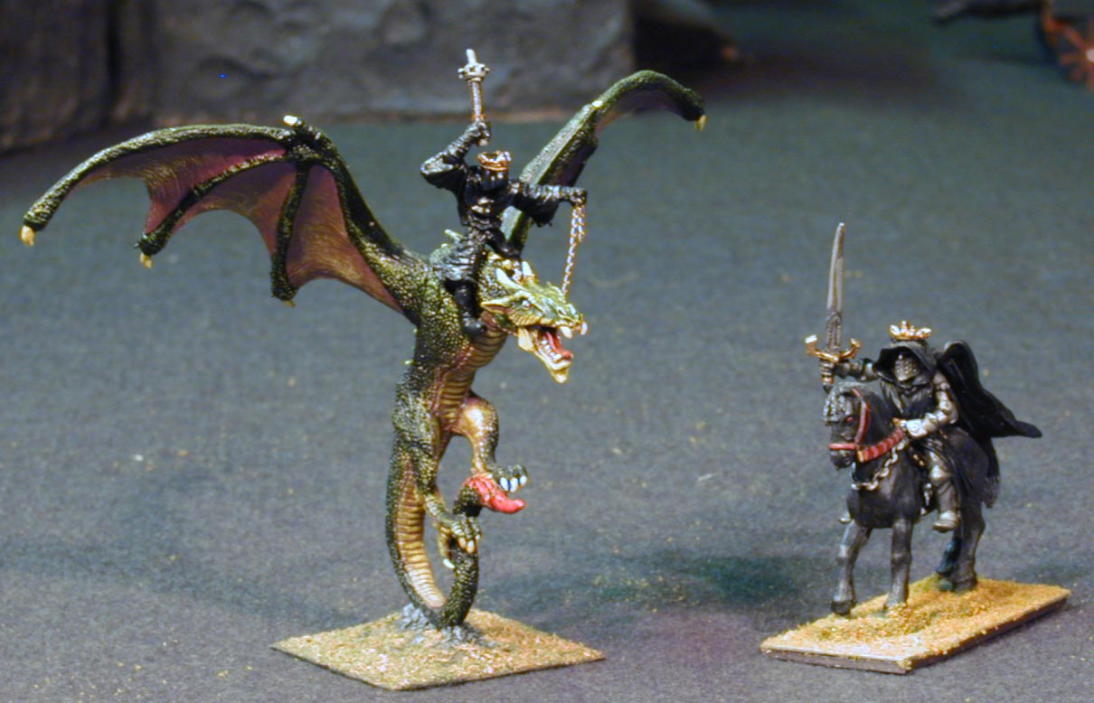 Lord Rings Miniatures Easy Rules